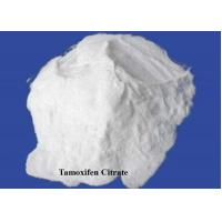 China CAS 54965-24-1 Anabolic Androgenic Steroids , Oral Nolvadex Tamoxifen Citrate Bodybuilding wholesale
