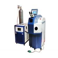 China 200W YAG Laser Welding Machine , Jewelry Soldering Machine With Microscope System wholesale