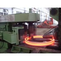 China Custom Alloy Steel Forging Rolled Flange of ASTM And ASME Standards wholesale
