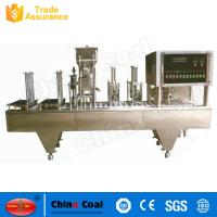 Buy cheap High Quality Automatic Coffee Capsule Filling Machine / Nespresso Coffee Pod from wholesalers