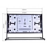 China 120000lux 8x ISO1233 Resolution Test Chart Bracket AC100V wholesale