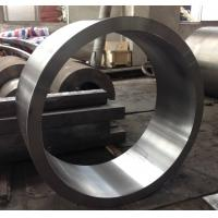 China Ring Forging Open Die Gear ASTM / EN / ISO Steel Flange Reducer Mining Machinery wholesale