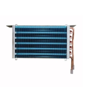 China 2.8Mpa R507 Aluminum Foil Radiator Evaporator Coil Corrosion Resistant wholesale