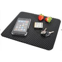 China Weather Resistant Anti Slip Mat For Car Friendly PVC Grip Preventing Cellphone Mobile wholesale