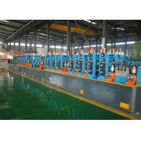 China Durable High Precision Tube Mill , ERW Pipe Machine 30-100m/Min Speed wholesale