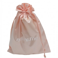 Quality custom satin bags hair weave packaging bag silk bags for hair extensions for sale