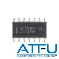 China Dual Channel D Type Flip Flop CMOS Integrated Circuits , Programming IC Chips CD4013BM96 wholesale