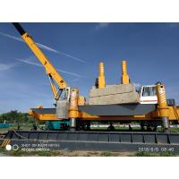 Quality Mini ZYC120 Hydraulic Static Pile Driver For PHC Pile With 1 Year Warranty for sale