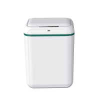 China Home Automatic Induction Electric Rubbish Trash Can Smart Waste Bins wholesale