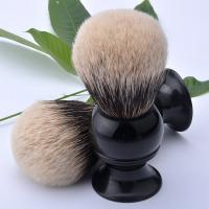 Quality Men shaving kit 2 band badgert for travel and present of  shaving brush for sale