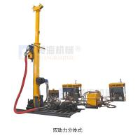 China Portable HYDX-2 Core Drill Rig Full Hydraulic Drilling Rig With 2500r / min Rotating Velocity wholesale