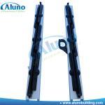 China Controlable aluminum louvre frame for villa wholesale