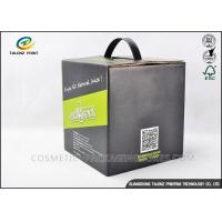 China Bottled Beverage Corrugated Packaging Box Offset Printing High Barrier Property wholesale