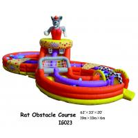 obstacle course inflatable Images - buy obstacle course inflatable