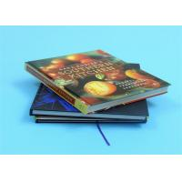 China 1800gsm Cook Book Printing Greyboard Coated With 157gsm Glossy Paper Casebond Book wholesale