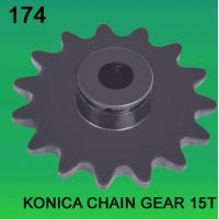 China CHAIN GEAR TEETH-15 FOR KONICA minilab wholesale
