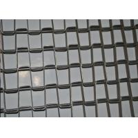 China 304 Stainless Steel Flat Wire Mesh Conveyor Belt Wich Loading Heavy Goods wholesale