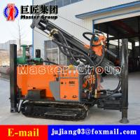 China FY200 crawler type pneumatic drilling rig deep water drilling machine for sale wholesale