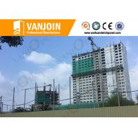China Lightweight Fire Resistance EPS Sandwich Wall Panels for Exterior Partition Wall wholesale