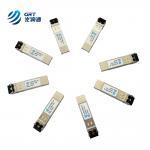 China FTLX8574D3BCL 10GBASE-SR 300m Multimode 850nm Datacom SFP+ Optical Transceiver Module wholesale