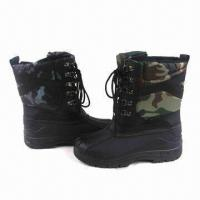 China Hunting Boots, Suitable for Camping, Hunting and Fishing wholesale