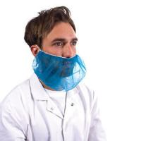 Disposable PP Surgical Beard Cover Net Non Woven Mouth Cover Mask