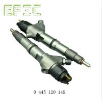 China EPIC Injector 0 445 120 149 Common Rail WEICHAI WD10 Diesel Engine Valve F 00R J01 692 wholesale