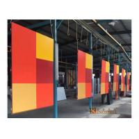 China Beautiful Color Aluminum Wall Panels with 1/8'' Thickness for Wall Facade wholesale