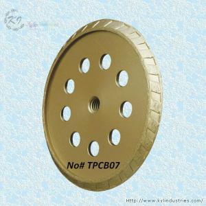 China Diamond Turbo Crack Chaser Saw Blade - TPCB07 wholesale