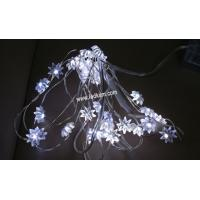 China 3pcs AA batteries battery operated lighted flowers wholesale