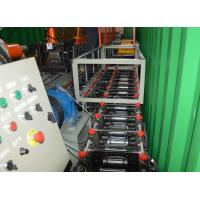 12 Roller Stations Metal Shutter Door Roll Forming Machine Thickness 0.7mm-1.2mm