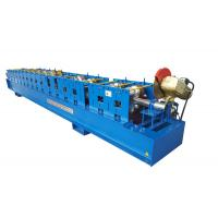 """China 3"""" * 4"""" Rectangular Rainspout Roll Forming Machine for Rainwater Downpipe / Water Pipe wholesale"""