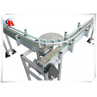 China Air Deliver System Beverage Canning Machine , Small Scale Soda Bottling Equipment wholesale