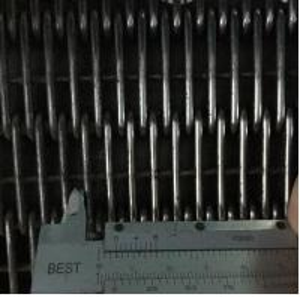 Buy cheap Carbon Steel Eye link Mesh Conveyor Belt / Loop Joined Wire Belt For Shrink Packing Machine from wholesalers