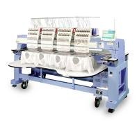 China Cap And T - Shirt Multi Head Embroidery Machine Computer Controlled Highly Precision wholesale