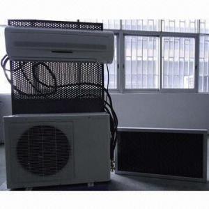 China 20,000BTU Hybrid Solar Air Conditioner, 6000W Heating Capacity, Durable, R22 Refrigerant wholesale