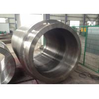 China Industrial Open Die Cylinder Piston Forging Carbon Steel With High Strength wholesale