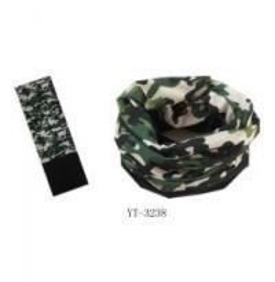 China Popular Printed Neckwear Tube Scarf Bandana for Sport (YT-3238) wholesale
