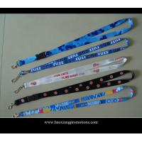 China hot sale colorful 2*90cm Fashion ECO-friendly lanyard with metal claw wholesale