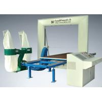 Wholesale Industrial Computer 2D EPE / PU Foam Profiler Cutting Machine 5 KW 1.3 - 1.5mm from china suppliers
