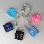 China Traveling Luggage Flexible Wire Padlock Suitcase Cable Padlock Heart wholesale
