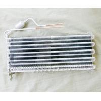 China Anticorrosive aluminum refrigeration evaporators , Wall thickness 1.00mm wholesale