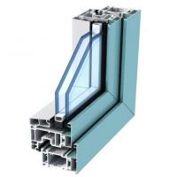 China Silding Door Aluminium Door Profile , Deep - Processing Aluminum Door Extrusions wholesale