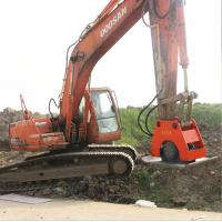 China Most Competitive Hydraulic Plate Compactor With Double Hydraulic Power Used In Excavator In China wholesale