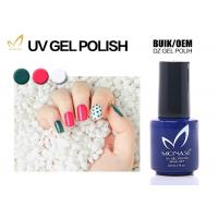 China UV Gel Nail Polish Manufacturer Wholesale 151 Colors 15ml Soak off Private Label Nail Gel Polish wholesale