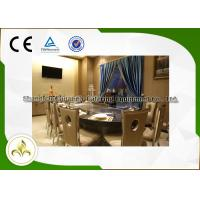 China LPG / Pipeline Natural Gas Indoor Teppanyaki Grill Equipment With Air Extractor wholesale