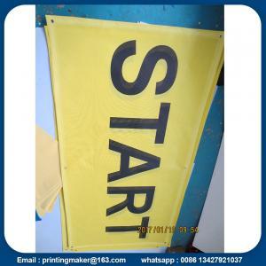 China Large Format Scrim Mesh Banner Printing on sale