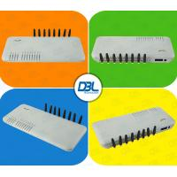 Buy cheap NAT / Router GoIP SMS Gateway 8 Channel With Keyboard Setup to VoIP Terminal from wholesalers