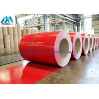 China Metallic High Glossy PPGI Steel Coil Cold Rolled JISG3302 ASTMA525 DIN1716 wholesale