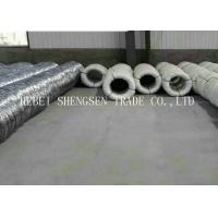 China SS002 Three - Experience Metal Electro Galvanised Iron Wire High Tensile wholesale